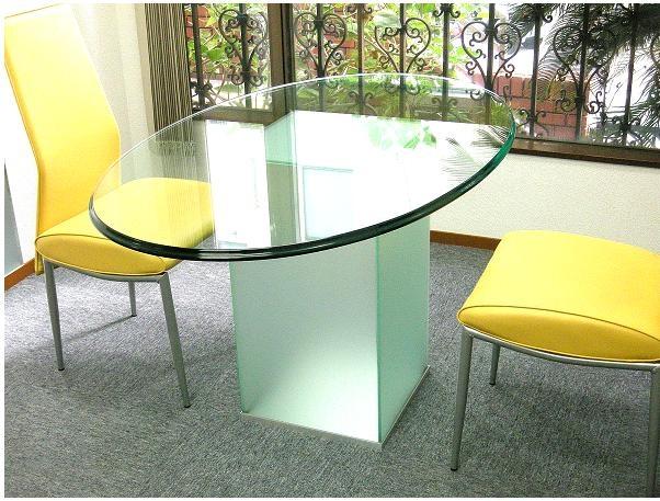 楕円形OGカットテーブル