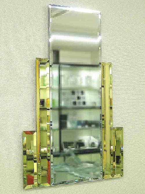 デザイン化粧鏡 FLG-5075