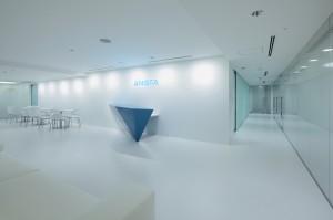 ANGFA新宿オフィス施工例