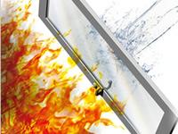 特定防火設備・防火設備用ガラス ファイアライト